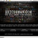 Eric Deman Porn Login
