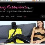 Nasty Rubber Girls Sex Tube
