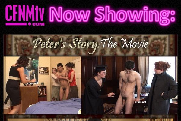 New CFNM TV Porn