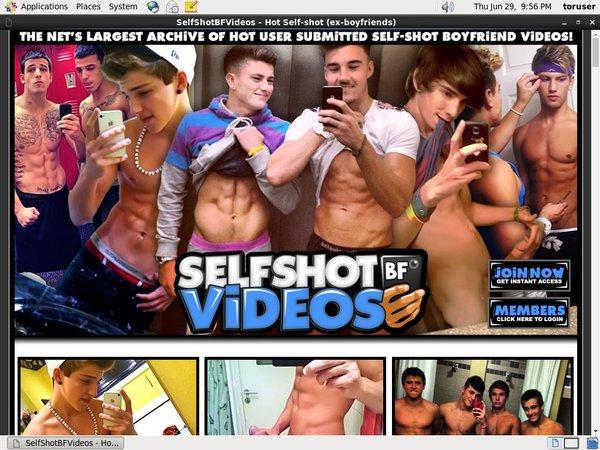 Selfshot BF Videos Fotos
