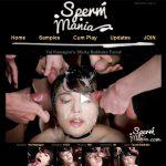 Sperm Mania With Yen