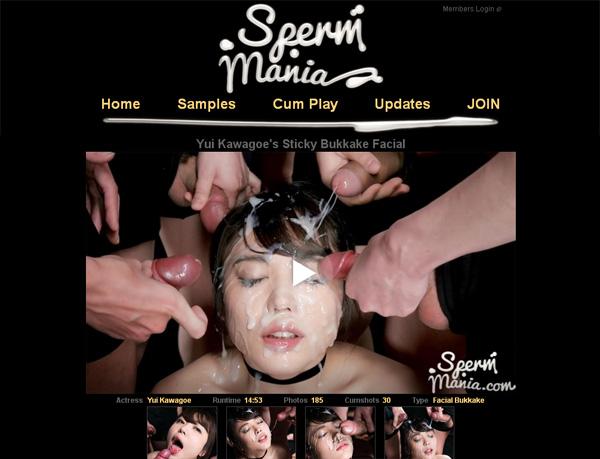 Spermmania Trial Account