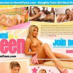 Valid Naomi Teen Passwords
