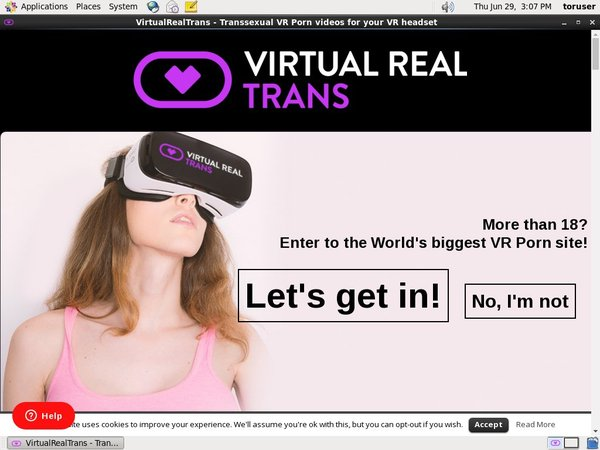 Virtual Real Trans Latest