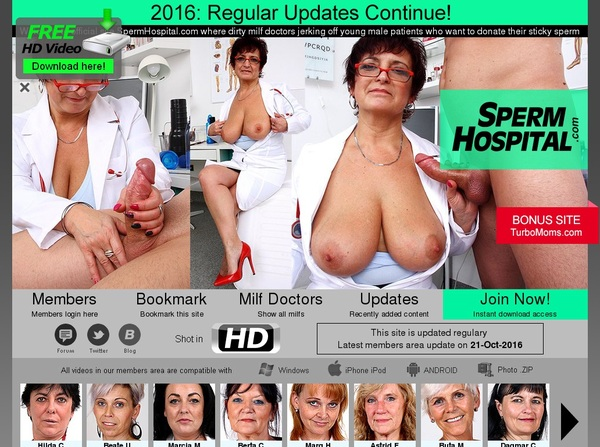 Spermhospital Account And Passwords