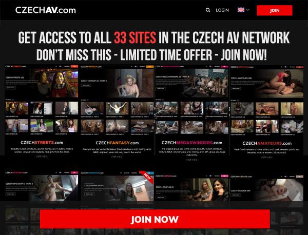 Czech AV Home Page