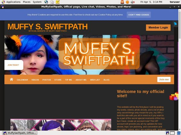Muffyswiftpath.com Active Password