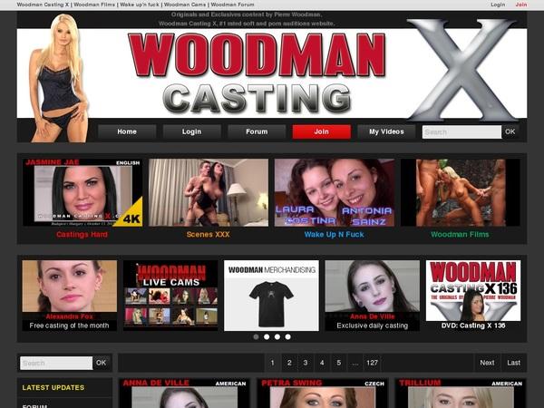 Woodman Casting X Porn Stars