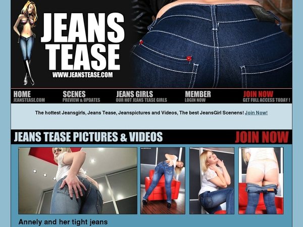 Jeans Tease Discount On Membership