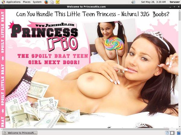 Princess Rio Free Premium Passwords