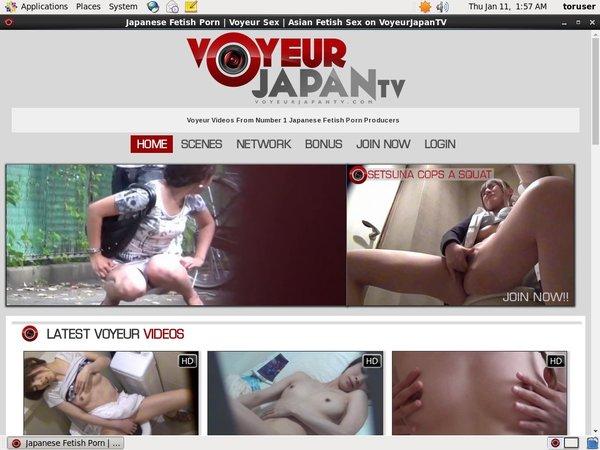 Voyeur Japan TV Full Access