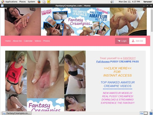 Fantasy Creampies Wire Payment