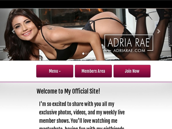 Free Adriarae Hd Porn