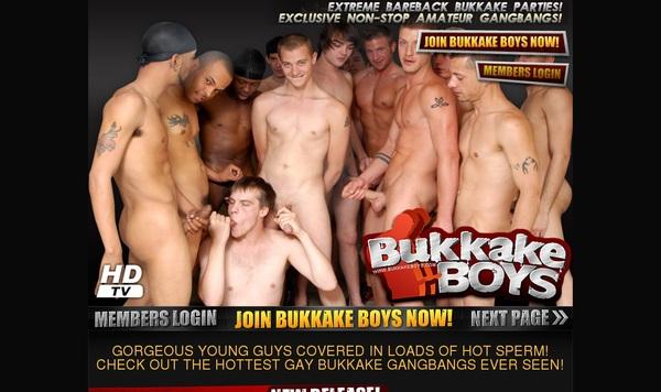 Bukkakeboys Get Password