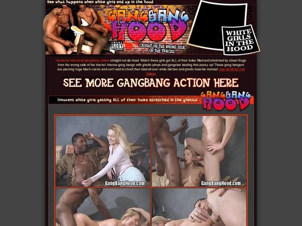 Gang Bang Hood Mobile Account